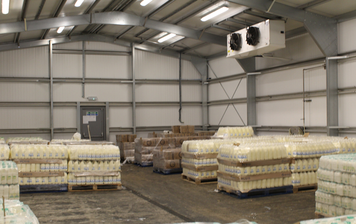 """Industry Heading For """"Real Issues"""" With Raw Material Storage."""