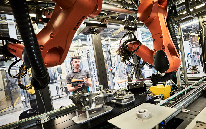 MTC Appointed Lead Auditor For UK Robotics.