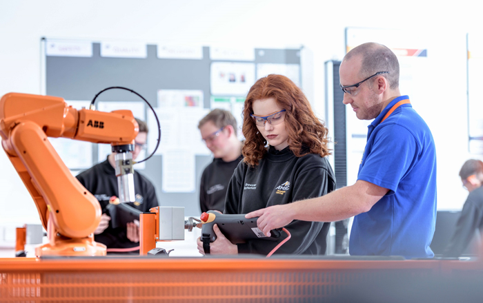 UK Engineer Firms Leading The Way In Apprentice Recruitment.