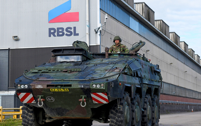 Rheinmetall and BAE Systems Launch UK Based Military Vehicle Joint Venture.
