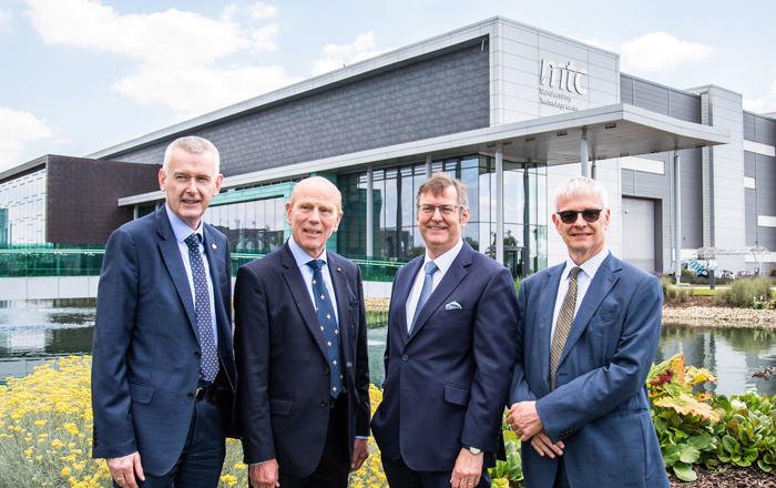 MTC Signs Strategic Partnership With Irish Manufacturing Research.