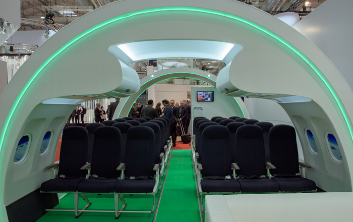 Aircraft Interiors Expo Los Angeles Takes Off, In Line With The Booming Market.