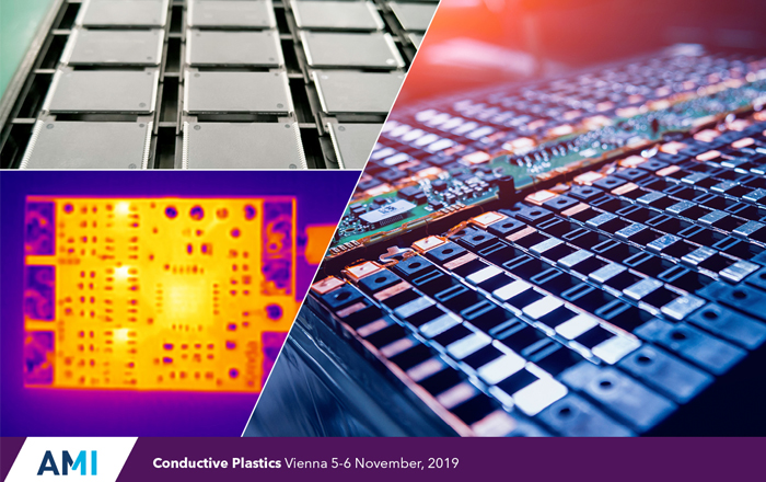 Conductive Plastics Europe 2019 - Developing Technologies And Applications For Thermally And Electrically Conductive Plastics.