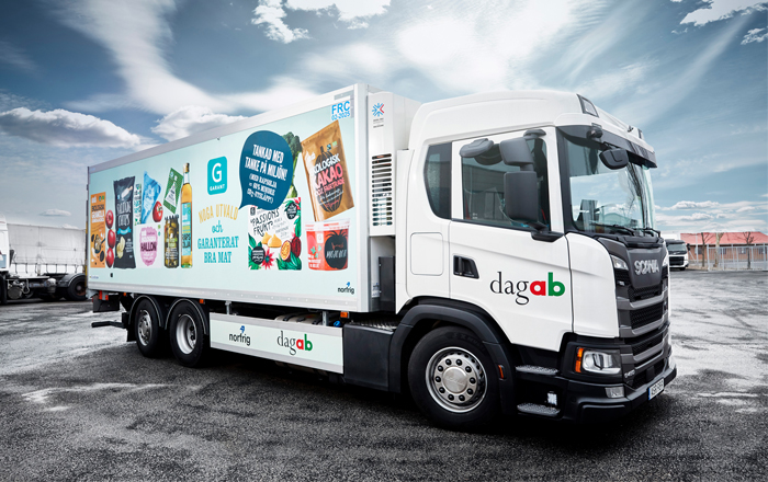 Swedish Fossil-Free Refrigerated Transport Manufacturer Grows In The UK.
