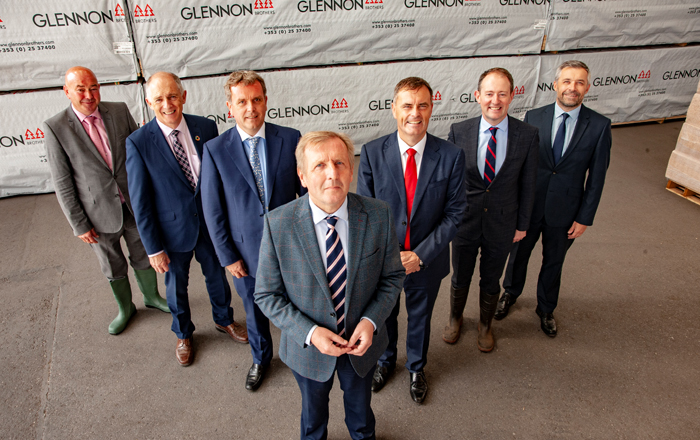 €20 Million Investment By Glennon Brothers Into Flagship Cork Based Timber Operation, Further Sustains Local Economy & Assists In Meeting Climate Change Targets.