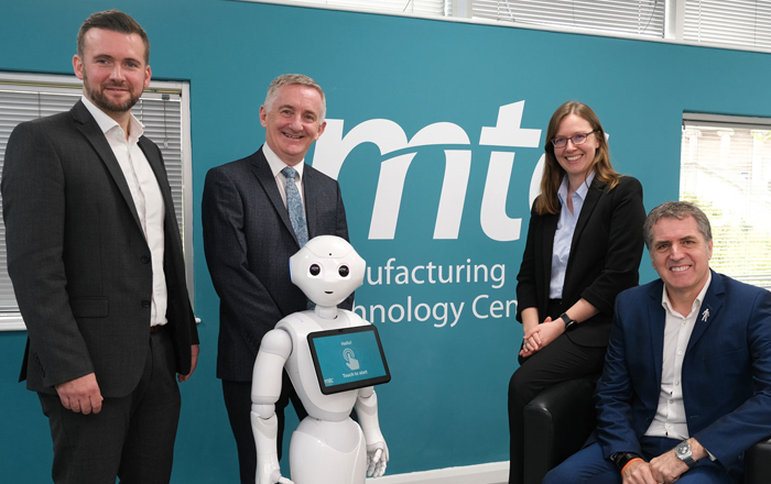 £15m Funding Package For World Leading Research And Technology Organisation.