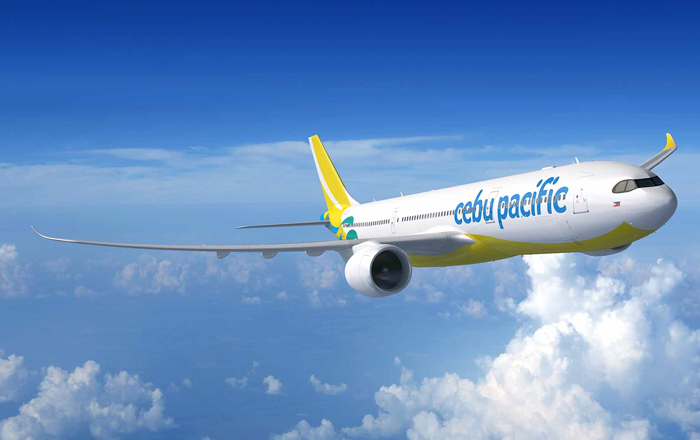 Cebu Pacific Finalises Order For 16 A330neo.