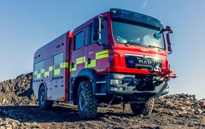 Batley Fire Engine Builder Secures £30m Defence Contract.