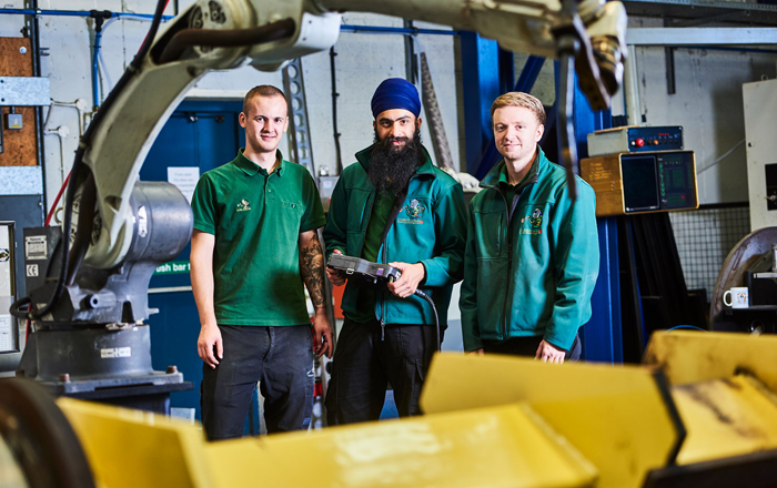 Apprenticeships Play Key Role In Business Success.